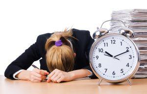 ניהול זמן ושינה